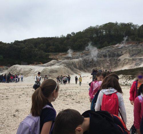 escursioni geotermiche